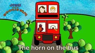 Songs with the Boogiebug | WHEELS ON THE BUS | Nursery Rhymes | Preschool Learning