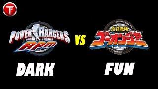 10 Power Rangers yang Berbeda Jauh dengan Versi Super Sentai-nya