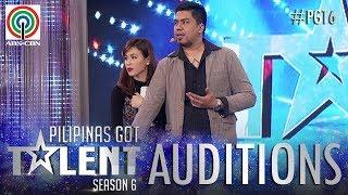 Pilipinas Got Talent 2018 Auditions: Richard David - Mentalist