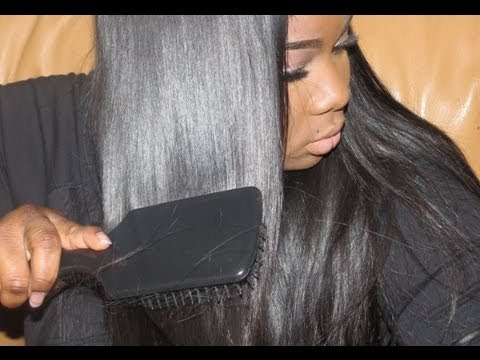 Filipino Hair Closure 110