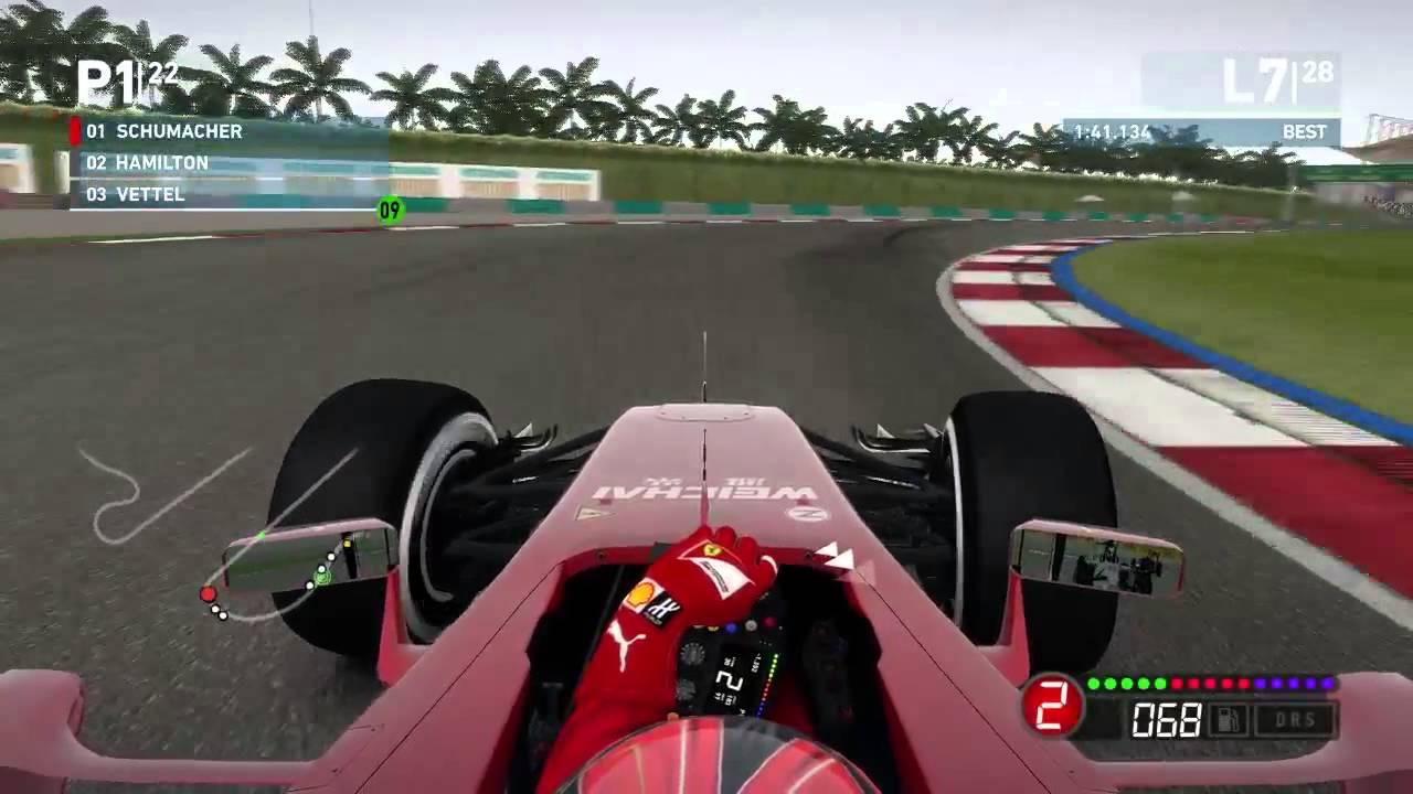 Schumacher 2014 f1 f1 2014 Schumacher Career Mode
