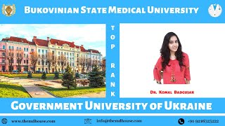 Indian Girl MBBS Student I Explains in Marathi I Bukovinian State Medical University I  MBBS ABROAD