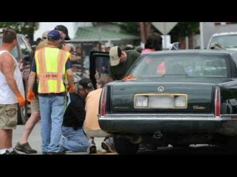 Man Crashes Car Into Virginia Parade