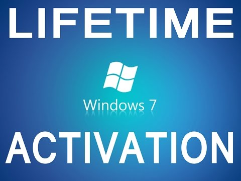 How To Activate Windows 7 In Just a Few Seconds For LIFETIME!!! Full Tutorial