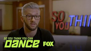 Travis Wall Is Pushing The Boundaries | Season 15 Ep. 6 | SO YOU THINK YOU CAN DANCE