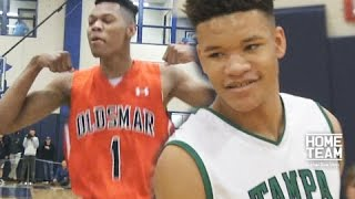 Kevin Knox vs Troy Baxter at ARS National Hoopfest