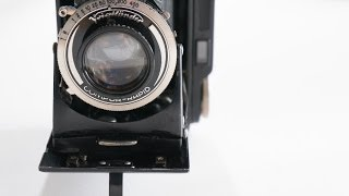Voigtländer Bessa RF Medium Format Rangefinder