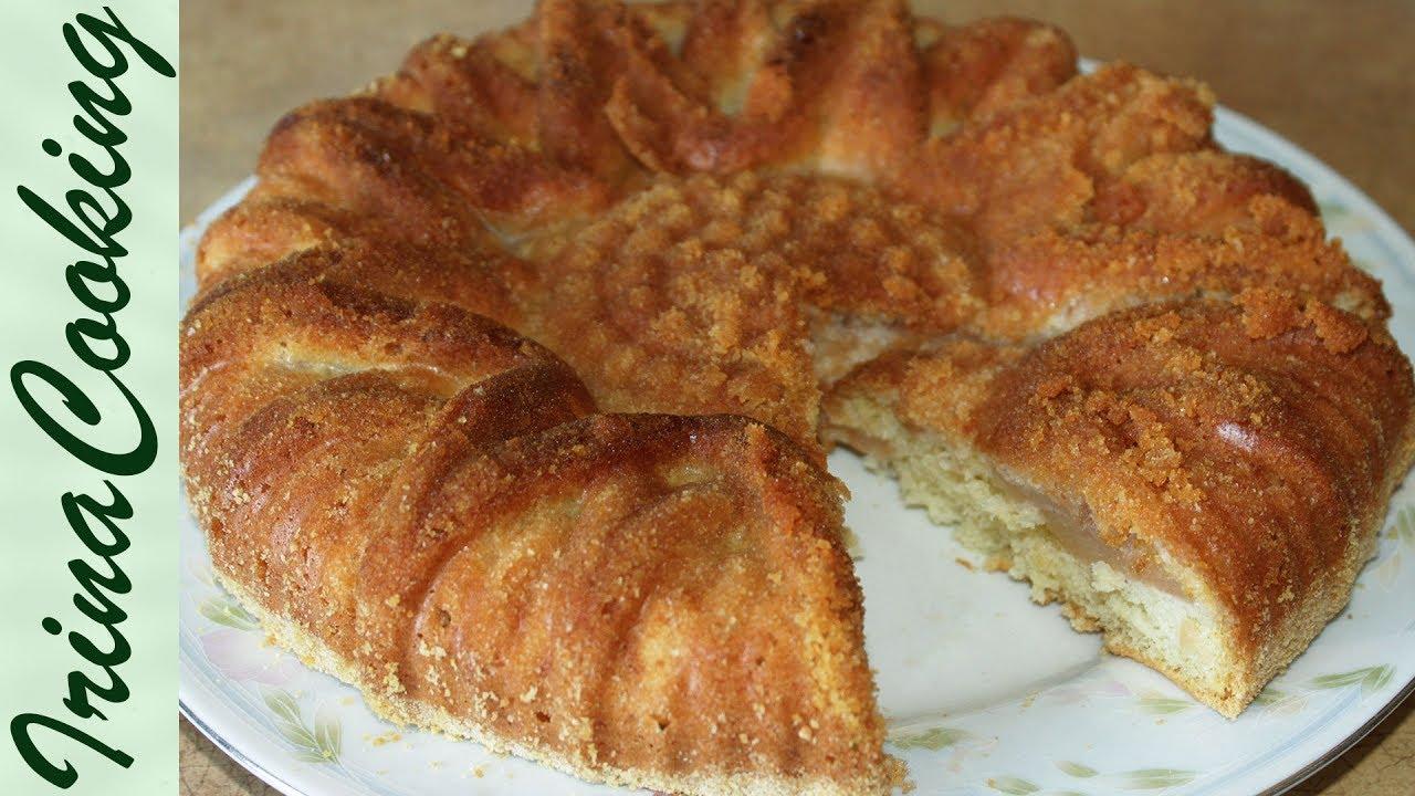 Яблочные пироги, рецепты с фото на m: 368 59