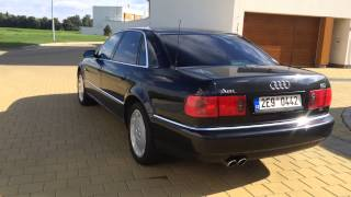 Audi A8 Long 6.0 W12 - FOR SALE 6.600euro