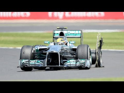 Formula One tyre: Mercedes says safety paramount