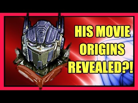 Transformers History - Origins of Optimus Prime (Movie Universe)