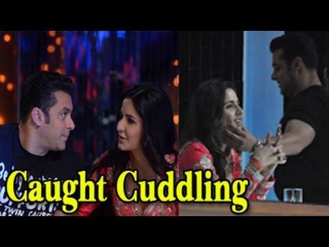 MUST WATCH !! Salman CAUGHT CUDDLING Katrina on Jhalak Dikhla Jaa 5 SETS 21st August 2012