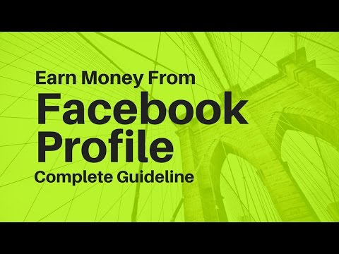 Earn Money From Facebook - Complete GuideLine streaming vf