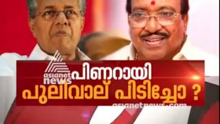 Vellapally Natesan's Stand in Renaissance | Asianet News Hour 22 JAN 2019