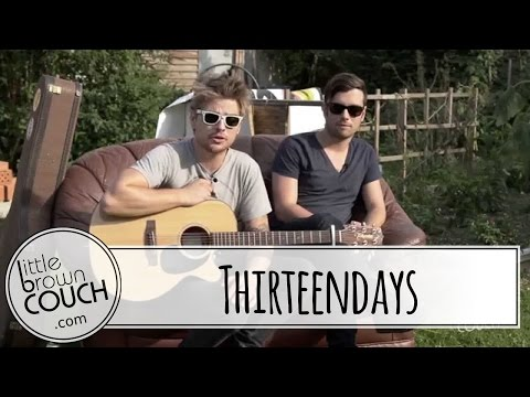 Thirteen Days - Across The Universe - Little Brown Couch