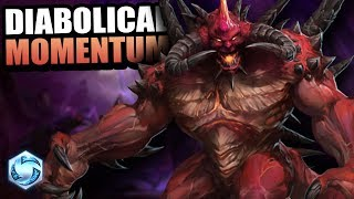 Diablo - diabolical momentum // Heroes of the Storm