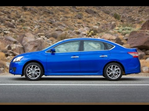 2015 Nissan Sentra Start up and Review 1.8 L 4-Cylinder