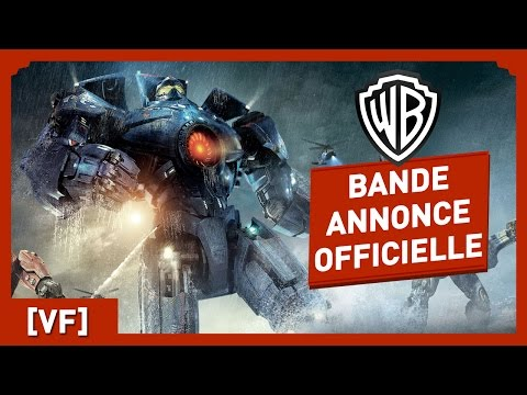 Pacific Rim - Con Footage - VF