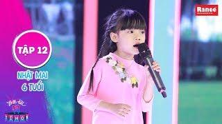 Biệt Tài Tí Hon 2 | Tập 12: Trấn Thành, Hari Won thích thú với cô bé Bắc Bộ đam mê dân ca Nam Bộ