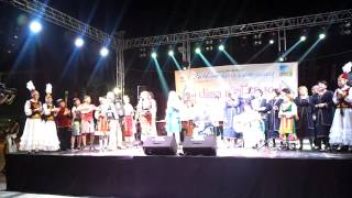 Fethiye Cultur and Art Days Fethiye World Music Festival Turkey last night Samanyolu