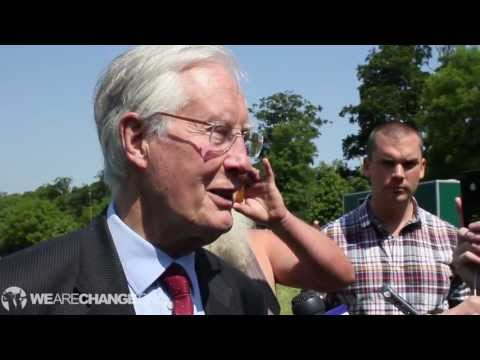 British MP Speaks Out Against Bilderberg