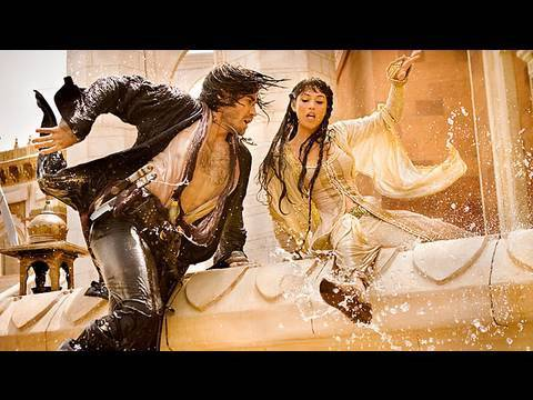 Prince of Persia: The Sands of Time Movie review by Betsy Sharkey
