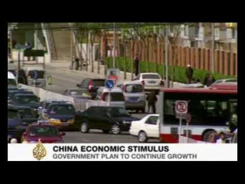 China registers slower economic growth - 16 April 2009