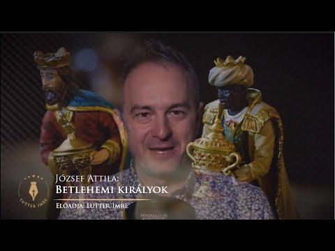 József Attila: Betlehemi királyok - Lutter Imre versfilmje