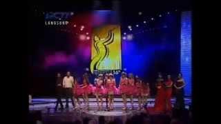 Download Lagu Cherrybelle Grup Vokal Terbaik @ AMI Awards RCTI 2 Juli 2013 Gratis STAFABAND