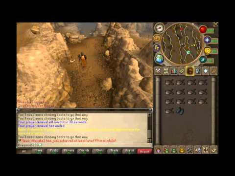 Runescape EOC how to get to GOD WARS DUNGEON 2013 GUIDE!