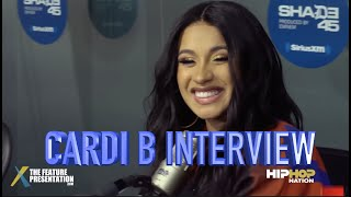 Cardi B Discusses Pregnancy + If All Men Cheat
