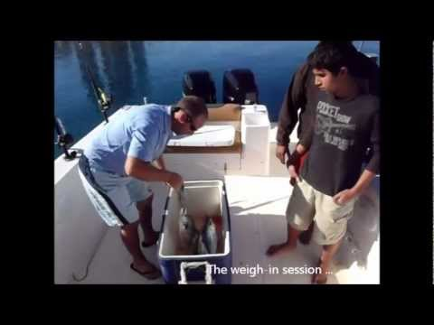 Fishing Adventures #44 - Trolling and casting for Kingfish in Abu Dhabi