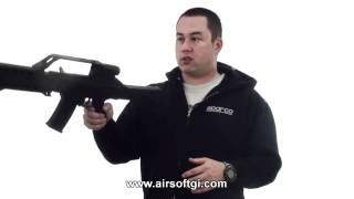 Airsoft GI - Not All Airsoft Guns Are Created Equal Airsoft G36 VS Airsoft G36
