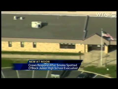 Oblock Junior High School Evacuated - Smashpipe News Video