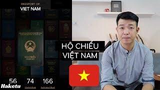 Hộ chiếu Việt Nam 🇻🇳đi được những nước nào?