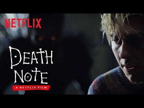 Death Note   Clip: Light Meets Ryuk [HD]   Netflix