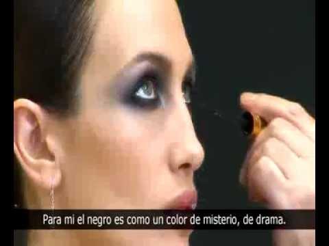 El esmoquin Yves Saint Laurent de Nieves Alvarez