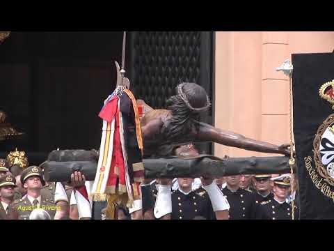 LA LEGION TRASLADO CRISTO MENA 2013