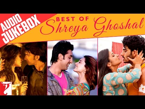 Best Of Shreya Ghoshal | Full Songs | Audio Jukebox