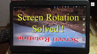 How to rotation screen of your computer / PC |Windows 10, 8.1, 7 - 2018
