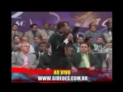 Pr.Abilio Santana Gideões 2012 Foi Tomado do Diabo! Pr.Jairo Pinheiro 83 9613-4149 Tim