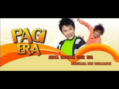 Aznil & Din Beramboi Drama Sebabak Fasha Sanda