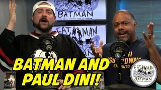 BATMAN AND PAUL DINI!