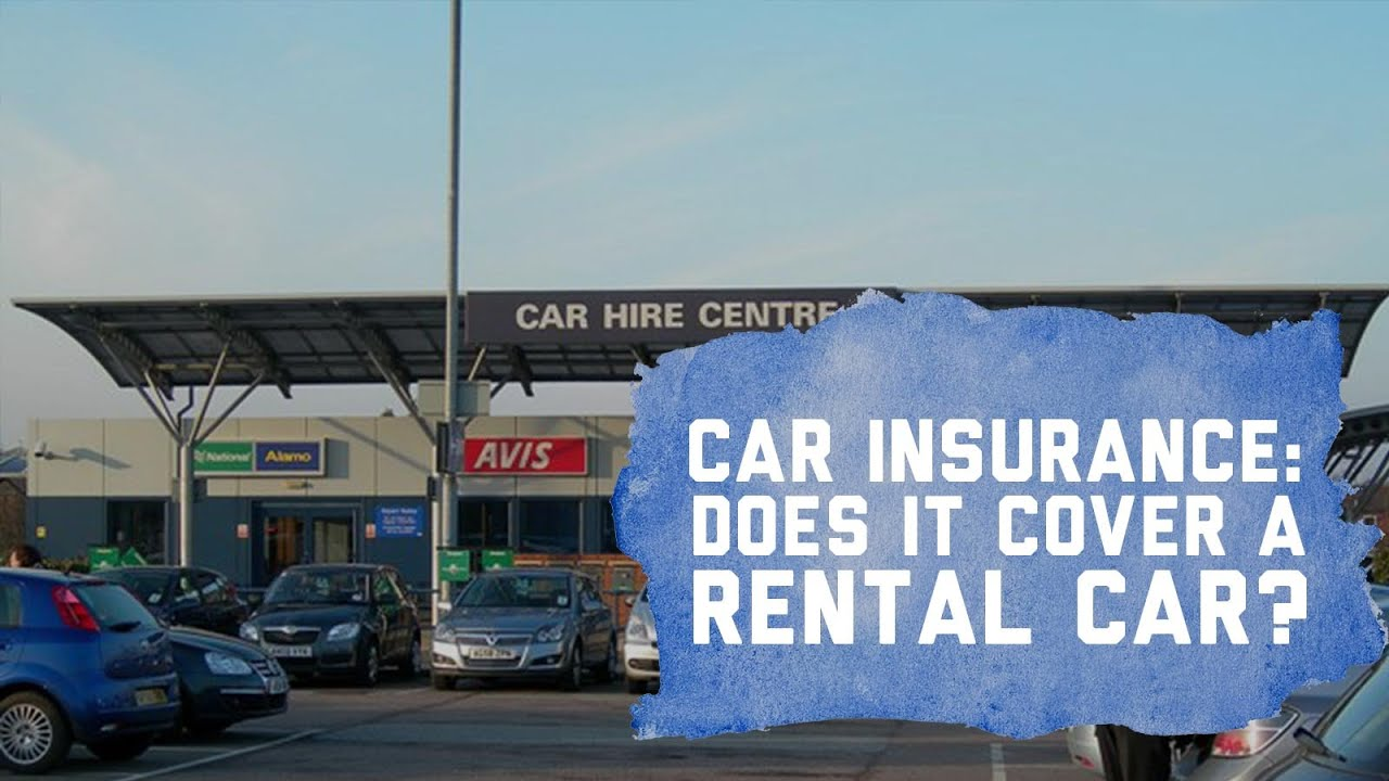 Simple Car Insurance Does It Cover A Rental Car  YouTube