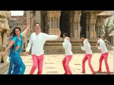 `Dhadang Dhang Dhang` - Rowdy Rathore (Full Video Song) - Ft...