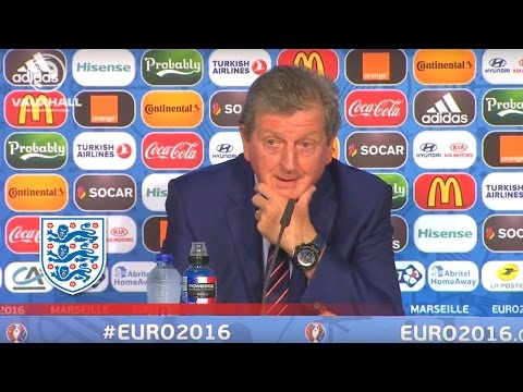 "Roy Hodgson ""bitterly disappointed"" with England 1-1 Russia (Euro 2016) 