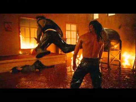 Heroes Of Martial Arts #2 - Tony Jaa (ong Bak, Tom Yum Goong) video