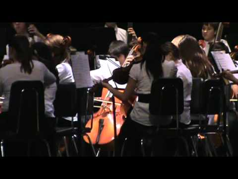 2011 Hershey Middle School Winter Orchestra Concert