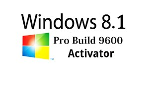 How to Activate windows 8.1 Pro Build 9600 in Urdu/Hindi