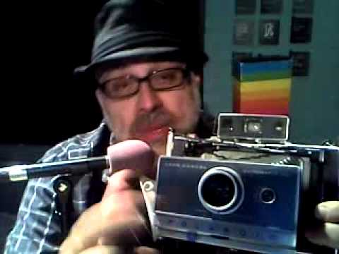 Polaroid 100 Automatic Land Camera CrashCourse